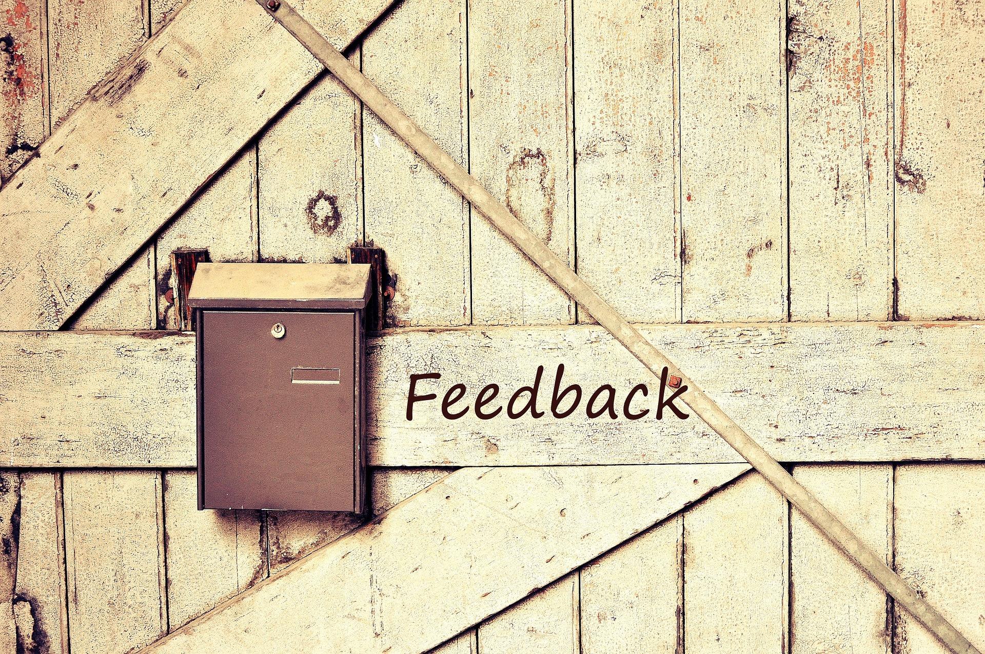 feedback - 未経験からWebデザイナーになる前に絶対に知っておいて欲しいこと