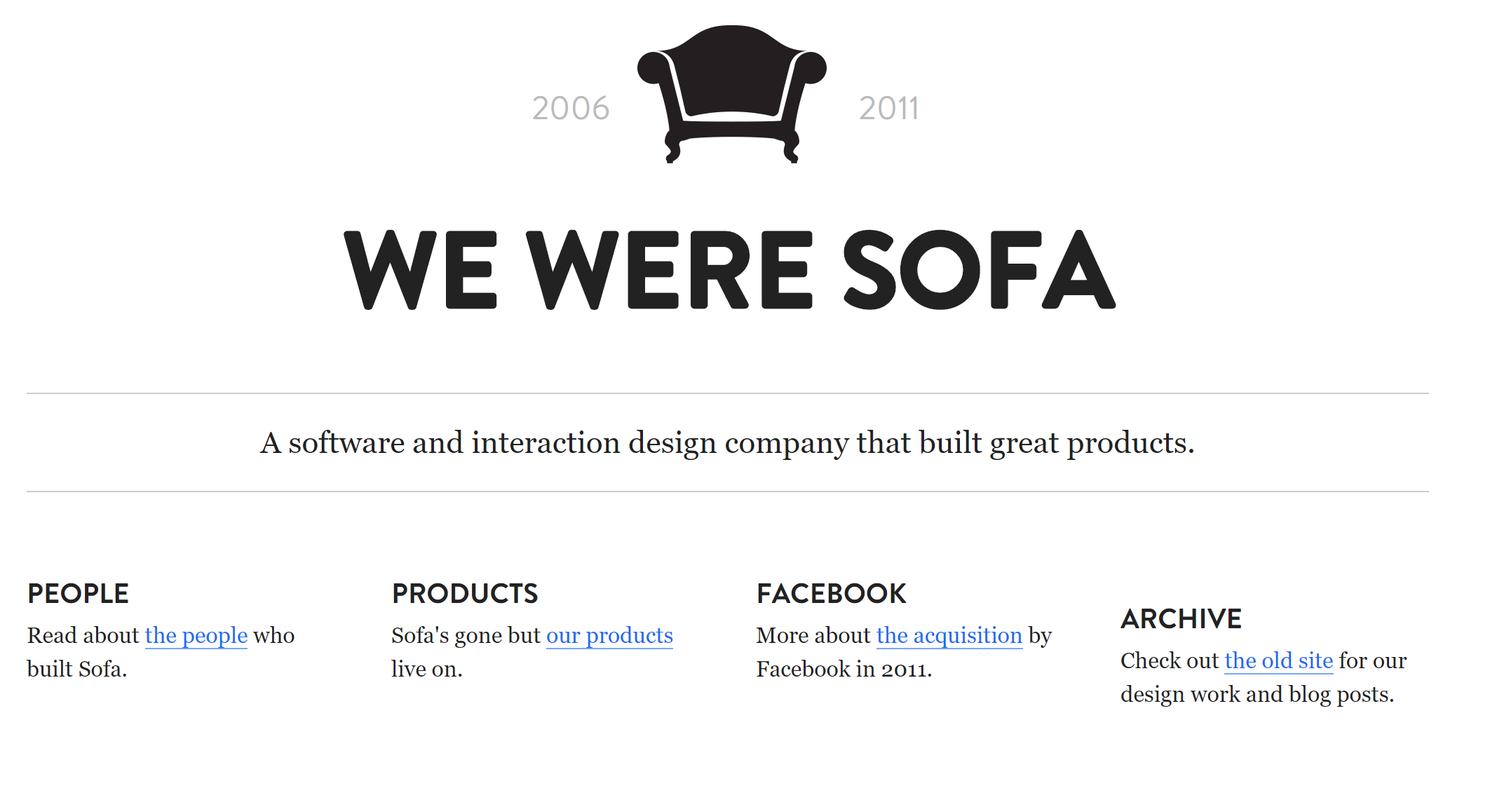 We were sofa - ホワイトスペースとは?デザインの重要性や効果的な使い方まとめ