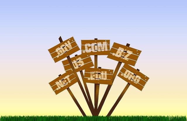 domain names 1772242 640 - WordPressでのブログの作り方は?初心者が知識ゼロからブログを始める方法