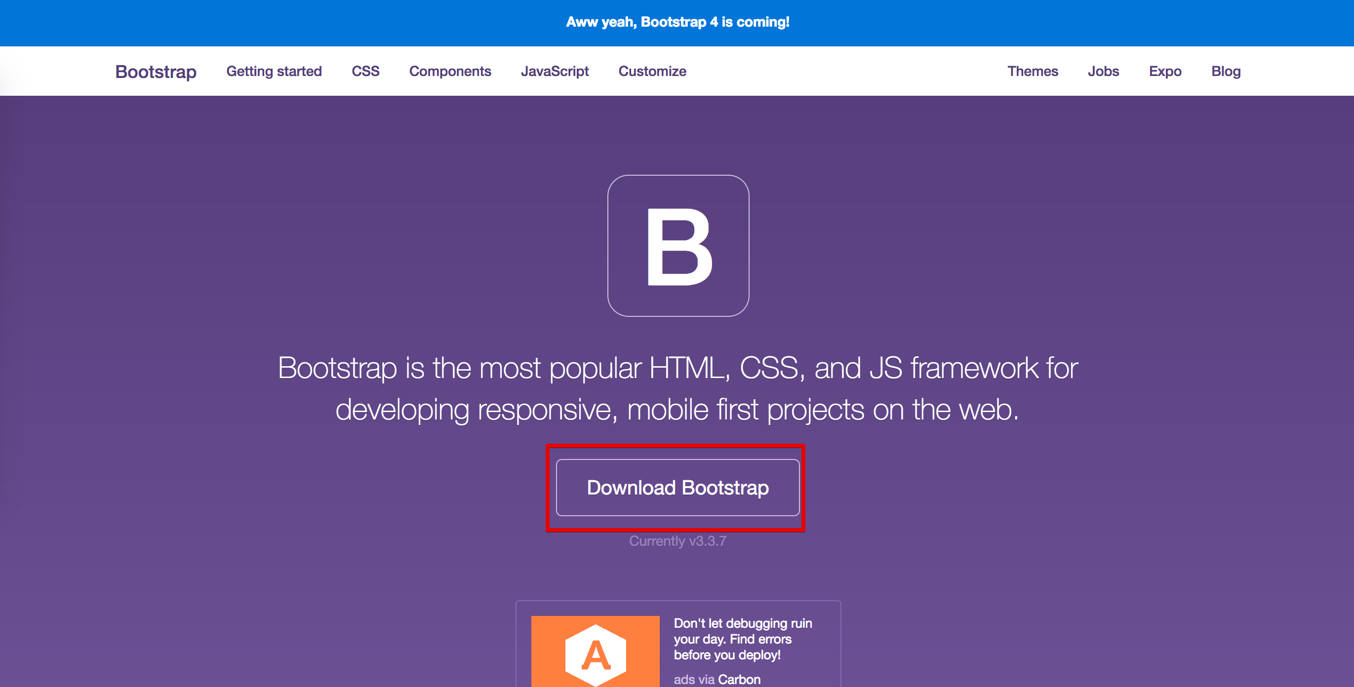 boot - WordPress初心者にオススメ。Bootstrapで楽々CSSが書けるので使い方を簡単に解説