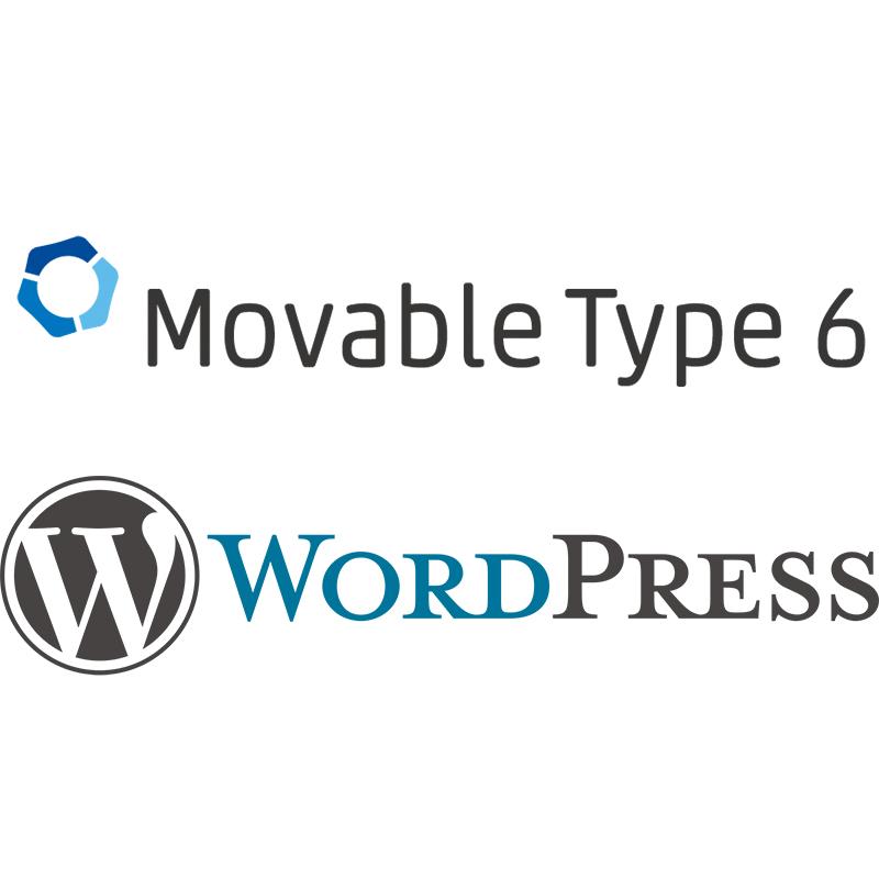 j - WordPressとMovableTypeの違いは?メリット・デメリットを比較してみた