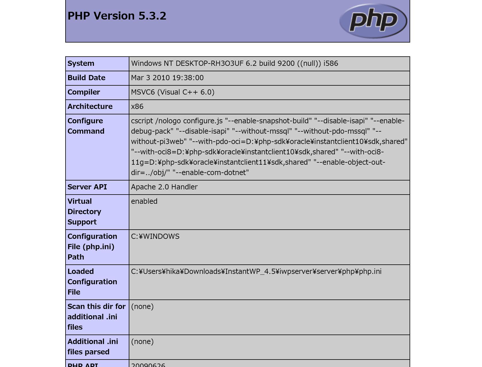 phpinfo - WordPressに動画をアップロードしたい!できない時の対処法やおすすめプラグイン