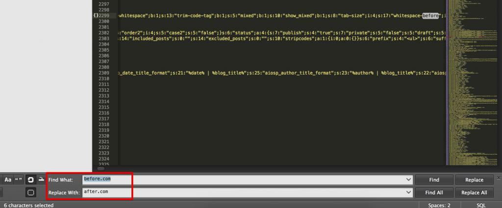 sqll 1024x424 - Wordpressのサーバー移行費用の相場は?移行先のサーバーはどこが良い?