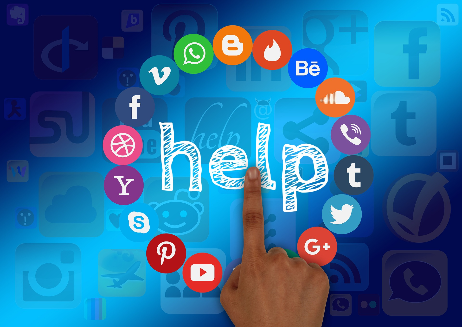 social media 1432937 1920 - WordPressをインストールする方法!xserver利用が初心者には簡単なのでおすすめ
