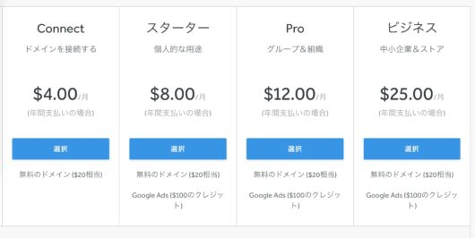 weebly 530x266 - weeblyを比較!メリット・デメリット・料金をグーペやwordpressと比べてみた