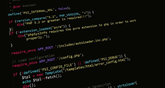 php 1544317979 530x282 - PHPの独学は難しい?東京の20代が無料で挫折せず学ぶ方法とは?